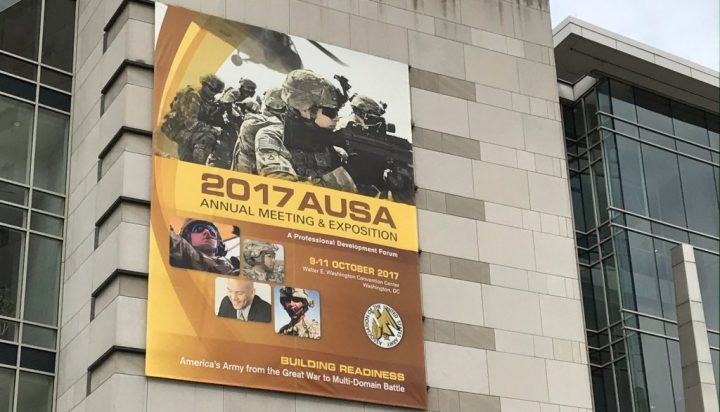 Eco Waste Solutions attended AUSA 2017 conference