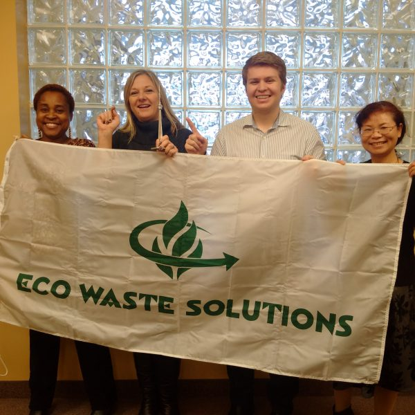 Eco Waste Solutions philanthropic event