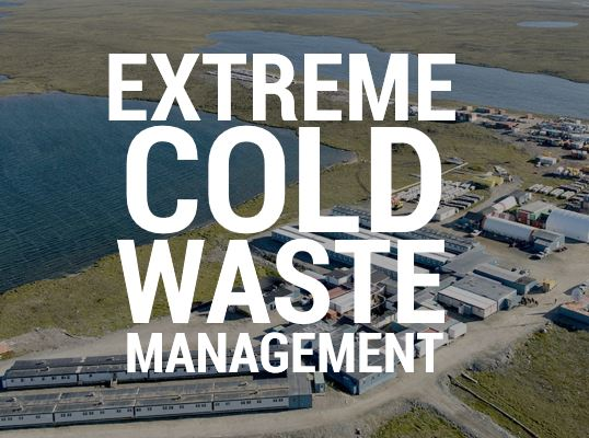 Remote waste management