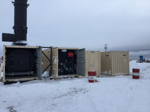 Eco Waste Solutions containerized waste