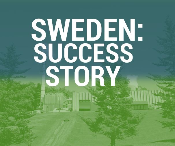 Eco Waste Solutions comments on Sweden