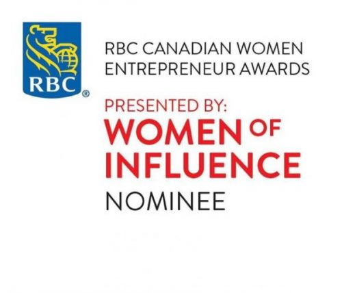 Nominees for RBC Canadian Women Entrepreneur Awards