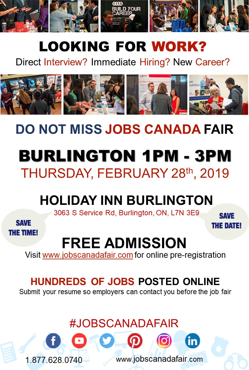 Eco Waste Solutions is attending the Jobs Canada event