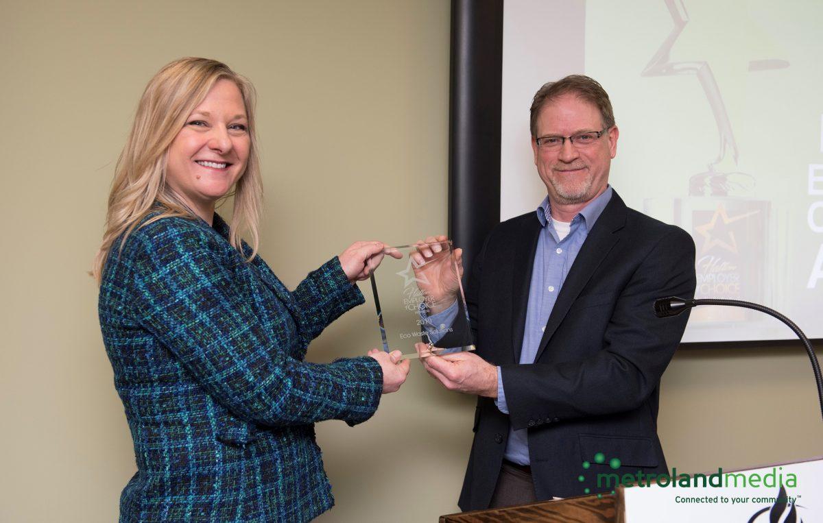 Burlington waste to energy company wins best employer