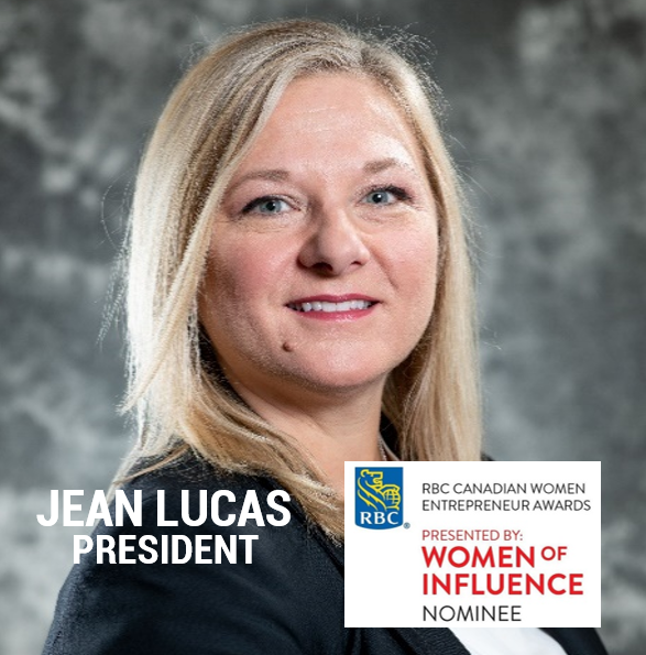 Eco Waste President Jean Lucas nominated for RBC awards