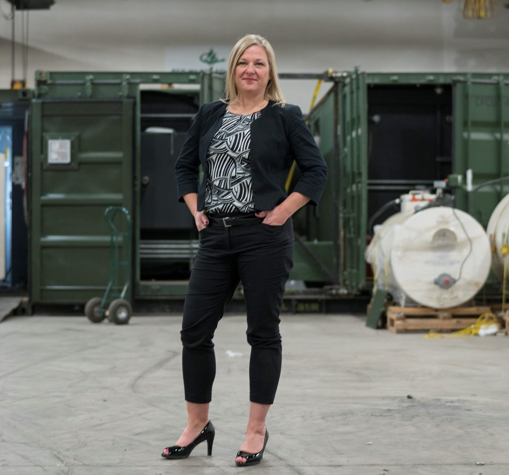 Jean Lucas named one of Canada's 100 Most Powerful Women
